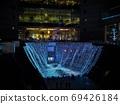 狗场花园照明,夜景,横滨港未来 69426184