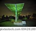 横滨港未来的前横滨站月台 69426189
