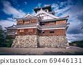 Fukuchiyama Castle built by Akechi Mitsuhide 69446131