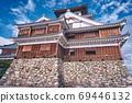 Fukuchiyama Castle built by Akechi Mitsuhide 69446132
