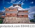 Fukuchiyama Castle built by Akechi Mitsuhide 69446133