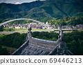 福知山城樓的景色 69446213