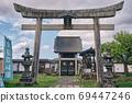 福知山城朝日神社 69447246