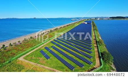 태양광 발전소 69448072