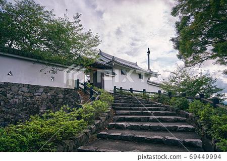 교토 후 쿠치 야마 성 69449994