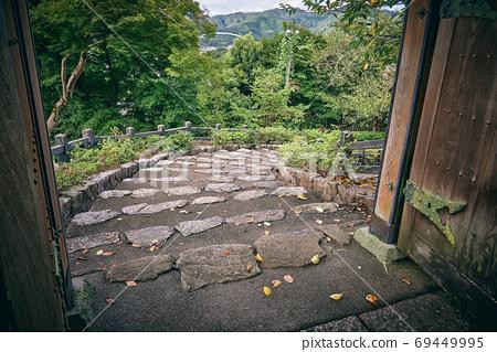 교토 후 쿠치 야마 성 69449995