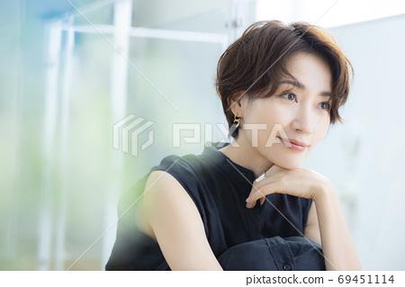 美女形象30多歲的女性 69451114