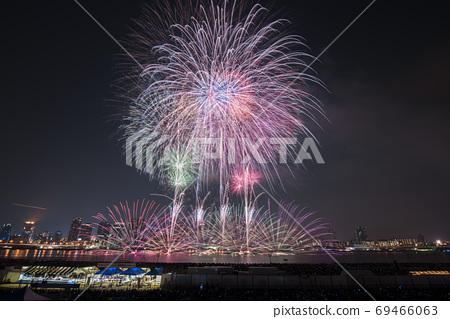 [오사카] 나니와 요도가와 불꽃 놀이 69466063