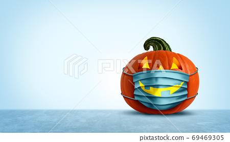 Halloween Facial Mask 69469305