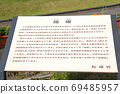 "Explanation board for trowel mounds on the premises of ""Izu no Chohachi Museum"" (Matsuzaki Town, Kamo District, Shizuoka Prefecture) 69485957"