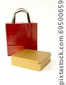 金色禮盒,手提袋,禮物,ゴールデンギフトボックス、ハンドバッグ、プレゼント、Gift box, 69500659