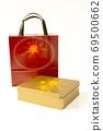 金色禮盒,手提袋,禮物,ゴールデンギフトボックス、ハンドバッグ、プレゼント、Gift box, 69500662