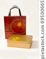金色禮盒,手提袋,禮物,ゴールデンギフトボックス、ハンドバッグ、プレゼント、Gift box, 69500665