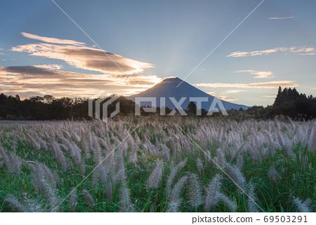 來自Inoto,富士宮市和鑽石富士的力量 69503291