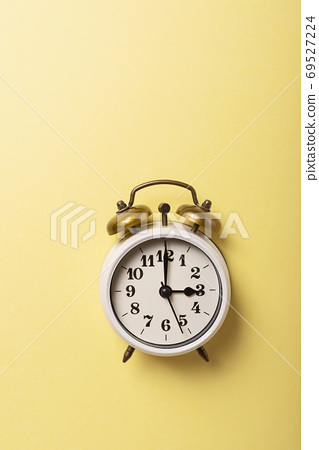Concept of Daylight saving time. 69527224