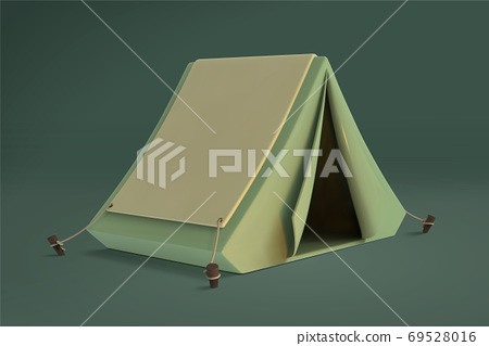 Small camping tent 69528016