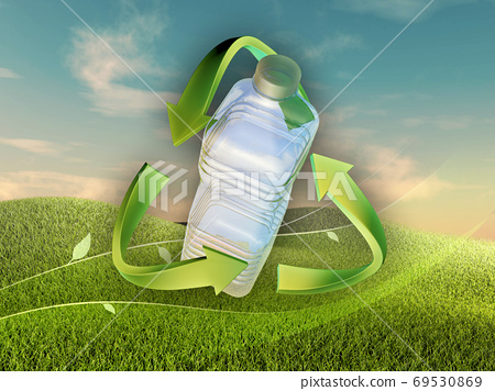Plastic recycling 69530869