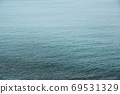 Image for calm sea background 69531329
