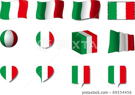 意大利國旗集 69554456