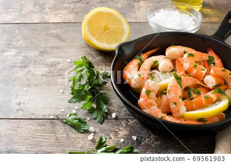 shrimps, food, prawn 69561983