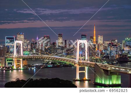 (東京)東京海濱彩虹橋暮光之城 69562825