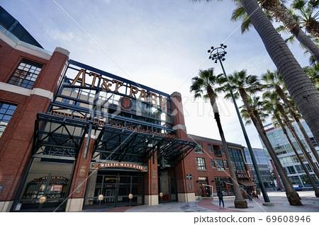舊金山巨人隊主場AT&T Park 69608946