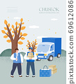 Chuseok Illustration 10 69612086