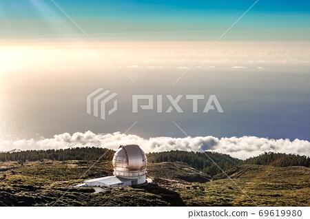 Canary Islands Astrophysics Institute 69619980