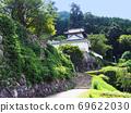 Izushi Castle Izushi Summer Wall Toyooka 69622030