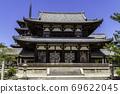 Horyuji Temple Nara 69622045