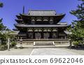 Horyuji Temple Nara 69622046