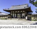 Horyuji Temple Nara 69622048
