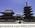 Horyuji Temple Nara 69622049