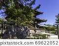 Horyuji Temple Nara 69622052