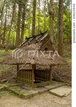 非常感謝兵庫縣加藤市的Mitakeyama Banshu Kiyomizu-dera寺 69629848