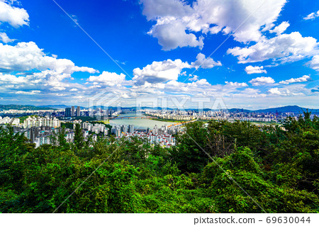 한국 서울시 중구신당동산51 매봉산 69630044
