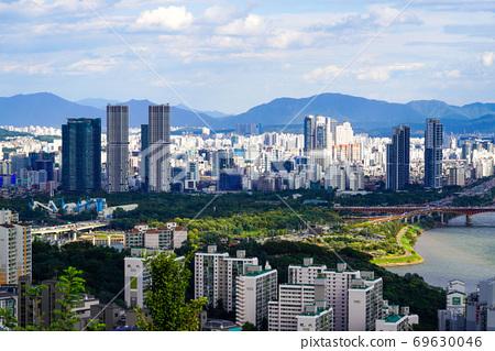 한국 서울시 중구신당동산51 매봉산 69630046