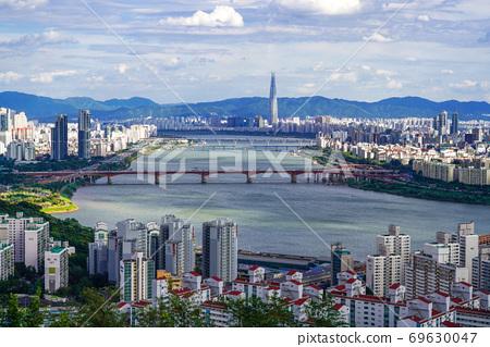 한국 서울시 중구신당동산51 매봉산 69630047