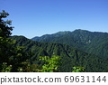 Mountain blue sky Akita Juniko 69631144