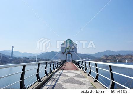 慶尚北道金川市Buhang Dam 69644859