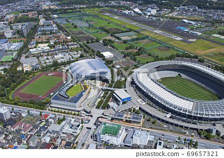 武藏野體育廣場,東京體育館區,2020年射擊,空中射擊 69657321