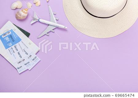 Summer holiday concept, Summer beach accessories 123 69665474