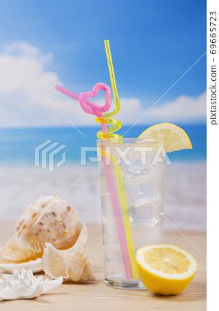 Summer holiday concept, Summer beach accessories 127 69665723
