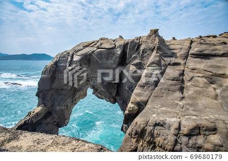 象鼻岩 台灣 瑞芳 海岸 Elephant Trunk Rock Taiwan ぞういわ 台湾 69680179