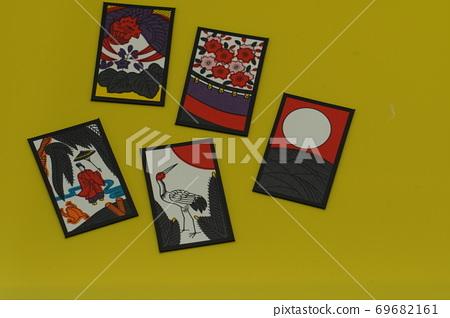 일본의 카드 게임 화투 69682161