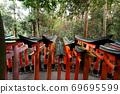후 시미이나 리 타이 샤의 센본 도리이 69695599