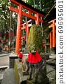 후 시미이나 리 타이 샤의 센본 도리이 69695601