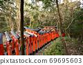 후 시미이나 리 타이 샤의 센본 도리이 69695603