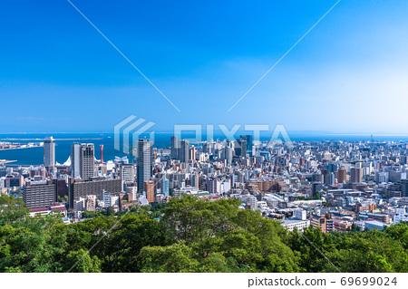 《兵庫縣》神戶市容,Su屋公園景觀 69699024