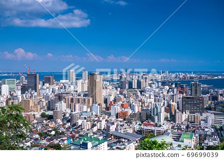 《兵庫縣》神戶市容,Su屋公園景觀 69699039